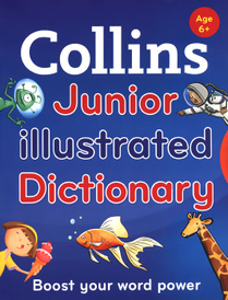 Collins Junior Illustrated Dictionary,