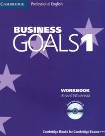 Business Goals 1: Workbook (+ CD),