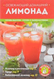 Освежающий домашний лимонад, Яна Юрышева