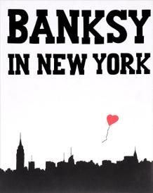 Banksy in New York,