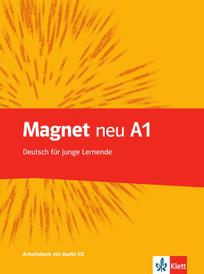 Magnet Neu: Arbeitsbuch A1 (+ CD),