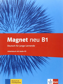 Magnet neu B1: Arbeitsbuch (+ CD),