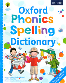 Oxford Phonics Spelling Dictionary,
