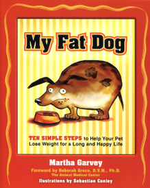 My Fat Dog: Ten Simple Steps to Help Your Pet Lose Weight for a long and Happy Life,