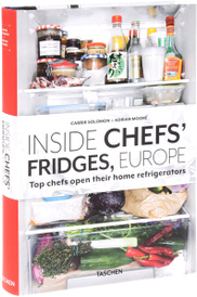 Inside Chefs' Fridges, Europe: Top Chefs Open Their Home Refrigerators,