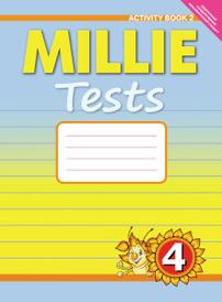 Millie Tests 4: Activity Book 2 / Английский язык. Милли. 4класс. Контрольные работы. Рабочая тетрадь №2. Учебное пособие, Н. С. Славщик, Р. Ю. Попова
