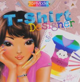 TOPModel: T-Shirt Designer. Раскраска,