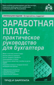 Заработная плата. Практическое руководство для бухгалтера, Г. Ю. Касьянова