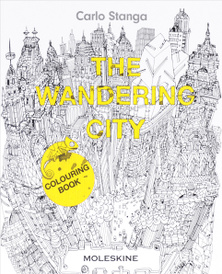 The Wandering City: Colouring Book,