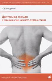 Центральные блокады в терапии боли нижнего отдела спины, А. В. Гнездилов