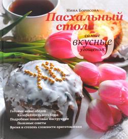 Пасхальный стол. Самые вкусные угощения. Кулинарные рецепты, Нина Борисова