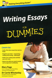 Writing Essays For Dummies,