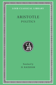 Politics L264 V21 (Trans. Rackham)(Greek),