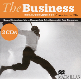 The Business: Pre-Intermediate: Level A2 to B1 (аудиокурс на 2 CD),