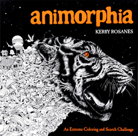 Animorphia: An Extreme Coloring And Search Challenge,