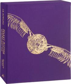 Harry Potter and the Philosopher's Stone (подарочное издание),