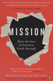 Mission: How the Best in Business Break Through,