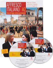 Affresco italiano A2 (+ 2 CD),
