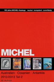 Michael 2012/2013: Band 2: Katalog Australien, Ozeanien, Antarktis,