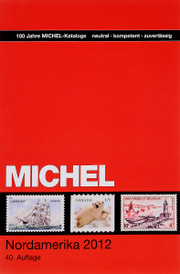 Michel № 342534, 2012: Nordamerika,