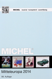 Michel 2014: Mitteleuropa Katalog,
