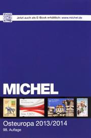 Michel Katalog Osteuropa № 344457, 2013/2014,