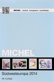 Michel 2014: Katalog Sudwesteuropa,