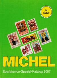 Michel № 325148, 2007: Sowjetunion Spezial Katalog,