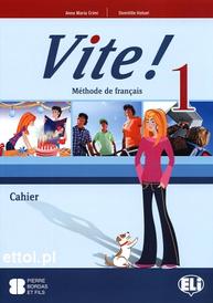 Vite! 1: Cahier (+ CD),