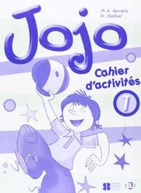 Jojo 1: Activity Book (+ CD) (Songs),