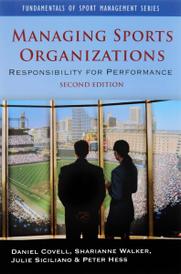 Managing Sports Organizations,