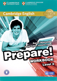 Cambridge English Prepare! Level 3 A2: Workbook,