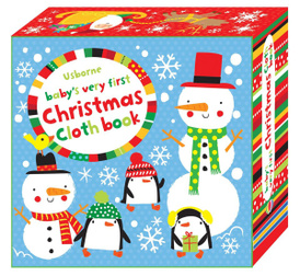 Baby's Very First: Christmas: Cloth Book,