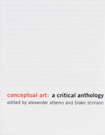 Conceptual Art: A Critical Anthology,