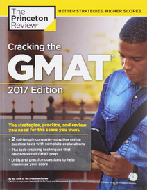 Cracking the GMAT 2017,