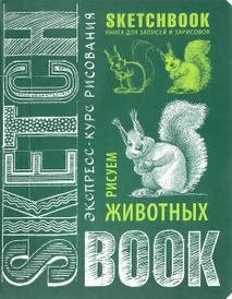 Sketchbook. Рисуем животных. Экспресс-курс рисования,
