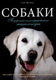 Собаки. Подарочная иллюстрированная энциклопедия, А. Н. Шкляев