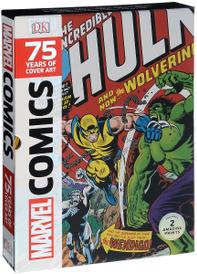 Marvel Comics: 75 Years of Cover Art (+ 2 Amazing Prints),
