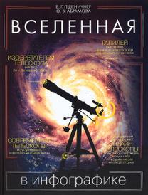 Вселенная в инфографике, Б. Г. Пшеничнер, О. В. Абрамова