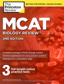 MCAT Biology Review,