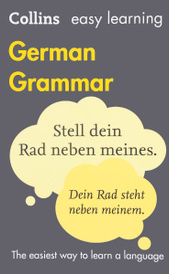 Collins Easy Learning German Dictionary,