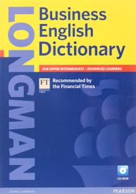 Longman Business English Dictionary (+ CD-ROM),