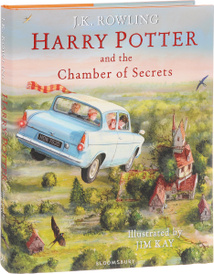 Harry Potter and the Chamber of Secrets, J. K. Rowling