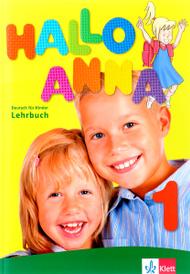 Hallo Anna 1. Lehrbuch (+ 2 CD),