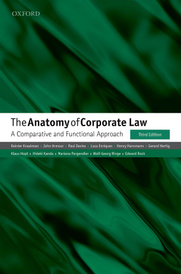 The Anatomy of Corporate Law,
