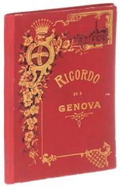 Ricordo di Genova. Альбом видов,