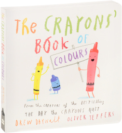 The Crayons' Book of Colours,