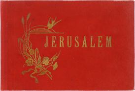 Jerusalem. Альбом видов,