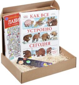 Маленькому изобретателю (подарочный комплект из 2 книг),
