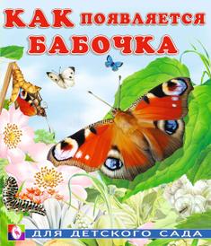 Как появляется бабочка, Ирина Гурина
